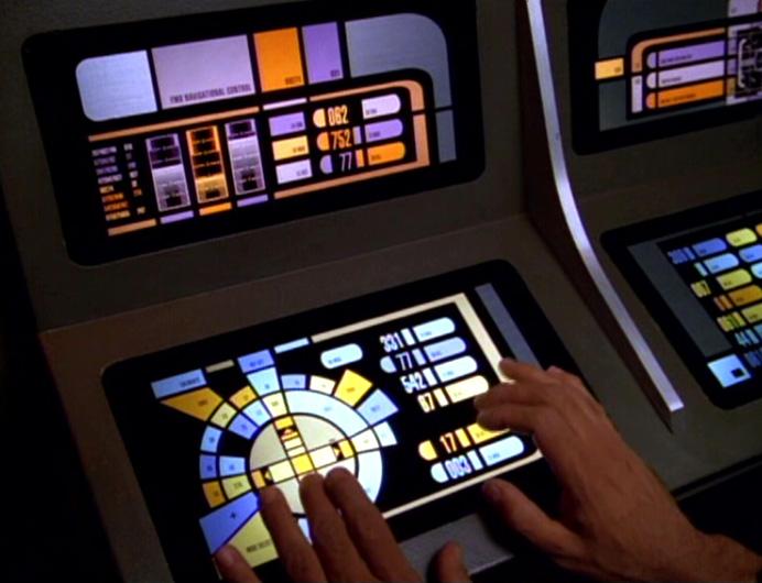 Lcars gallery - Star trek online console ...