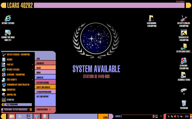 GTJLCARS-Style-Pack für Windows 7